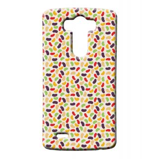 Pickpattern Back Cover For Lg G3 COLOURFULKAJULGG3-12651