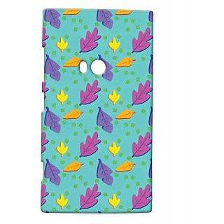 Pickpattern Back Cover For Nokia Lumia 920 FALLINGLEAF920-12283