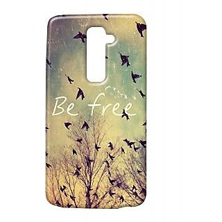 Pickpattern Back Cover For Lg G2 FREEYOURSELFLGG2-15927