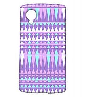 Pickpattern Back Cover For Lg Google Nexus 5 LIGHTTEXTUREN5-14534