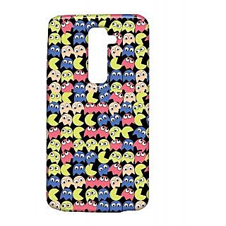 Pickpattern Back Cover For Lg G2 STARRINGEYESLGG2-15499