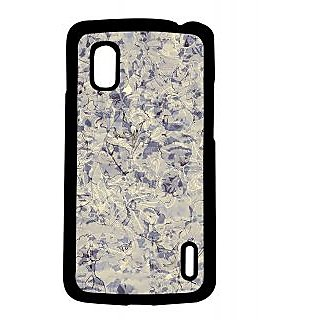 Pickpattern Back Cover For Lg Google Nexus 4 BALLEYPAINTINGN4-16730