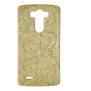 Pickpattern Back Cover For Lg G3 VINTAGEMATLGG3-12749