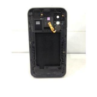 Genuine Full Body Housing Panel - Samsung Galaxy Ace s5830 - Black color