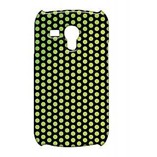 Pickpattern Back Cover For Samsung Galaxy S3 Mini I9192 Greenballss3M 37894