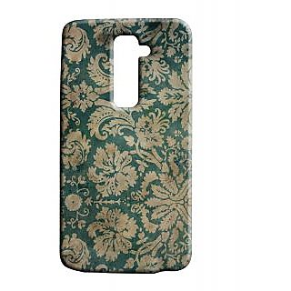 Pickpattern Back Cover For Lg G2 FLORALDESIGNSLGG2-15921