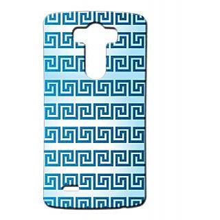 Pickpattern Back Cover For Lg G3 MAZELGG3-12592
