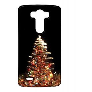 Pickpattern Back Cover For Lg G3 TREELIGHTSLGG3-12972