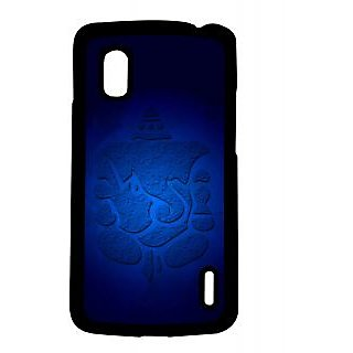 Pickpattern Back Cover For Lg Google Nexus 4 GANARAYAN4-16987