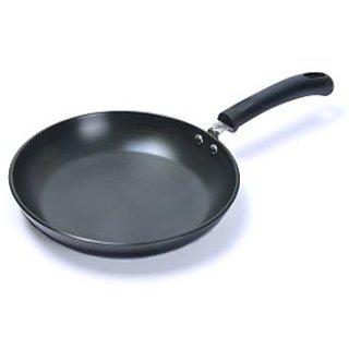 Kishco Household - Cookware Hard Anodised Aluminium  Stainless Steel Fry Pan Multi color