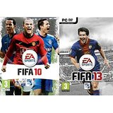 Fifa 10 and Fifa 13 Combo Pack for PC