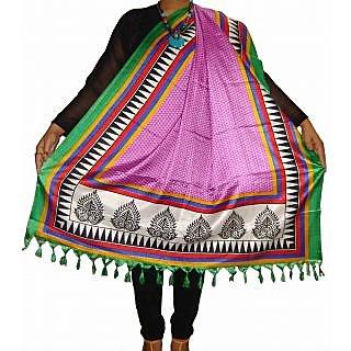 Bhagalpuri Silk Dupatta