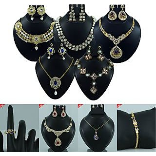 Shubharambh Jewellery Set