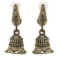 Antique Look Casual Wear Jhumki