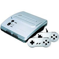 8 Bit 16 Bit TV Video Game 2 In 1 Console Sega and Media Games