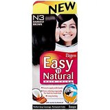 Bigen Easy N Natural Hair Colour Darkest Brown N3 Color