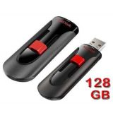 Sandisk 128GB Cruzer Glide USB 2.0 Pen Drive Flash Drive 128 GB