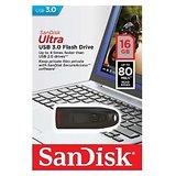 Sandisk 16GB Ultra USB 3.0 80MB/s Read Speed 16 GB Flash Drive SDCZ48
