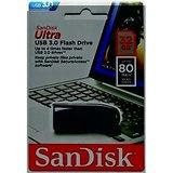 Sandisk 32GB Ultra USB 3.0 80MB/s Read Speed 32 GB Flash Drive SDCZ48