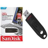 Sandisk 64GB Ultra USB 3.0 80MB/s Read Speed 64 GB Flash Drive SDCZ48