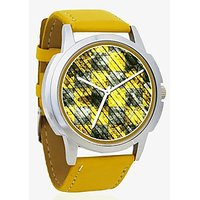 The Check Box Men Analog Watch By Foster's AFW0001795
