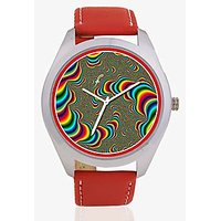 The Spiral Art Men Analog Watch By Foster's AFW0001853