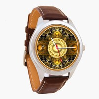 The Paint Art Men Analog Watch By Foster's AFW0001881