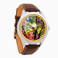 The Coloring Art Men Analog Watch By Foster's AFW0001882
