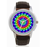 The Neon Colorful Men Analog Watch By Foster's AFW0001898