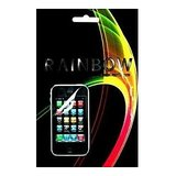 Premium Rainbow Scratch Guard Screen Protector For Sony XPeria J Clear