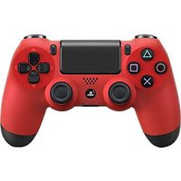 Sony Dualshock 4 Wireless Controller (For PS4) Gamepad-Red