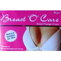 Breast 'O' Care (Breast Massage Cream For Both Tightening & Enlargement)