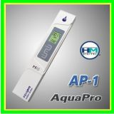 AquaPro Water Quality TDS Tester/ Meter HM DIGITAL AP-1 With Temp. Thermometer