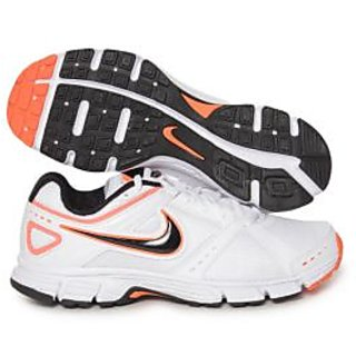 Nike Mens Downshifter 4 MSL White Running Shoes
