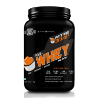 Protein Scoop 100 Whey Strawberry 1Kg/ 2.2 Lbs