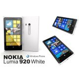New Nokia Lumia 920 White Colour Windows Mobile Smartohone