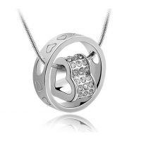 The Pari Silver Alloy Designer Pendant (Tpnw14-253)