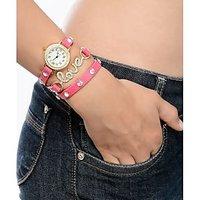 The Pari Pink Bracelet For Women
