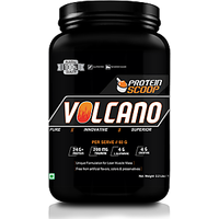 Protein Scoop Volcano Strawberry 1kg/ 2.2 Lbs