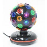6 Inch Disco Party Light Color Dance Room Rotating Ball
