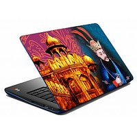 Mesleep Monument King Laptop Skin LS-05-17
