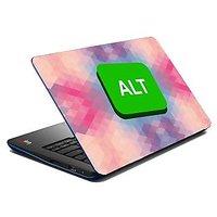 Mesleep Alt Laptop Skin LS-07-09