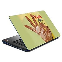 Mesleep You Are Perfect Laptop Skin LS-07-11