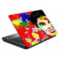 Mesleep Color Blast Laptop Skin  LS-08-43