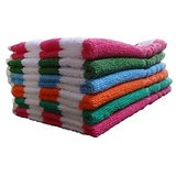Elegant Super Soft Hand Towel (Set Of 6)