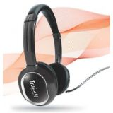 Amkette Trubeats Nirvana Wired Headphone Headset With Mic For Mobiles Tablets PC