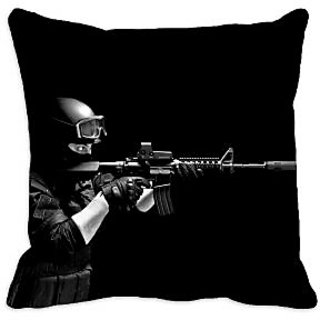 meSleep Counter Strike 3D Cushion Covers