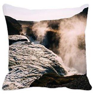 meSleep Geothermal Reservoir 3D Cushion Cover - (16x16)