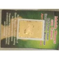 Anti-Radiation Patch-Gold(Anti-Radiation) With Anti Radiation Mobile Chip