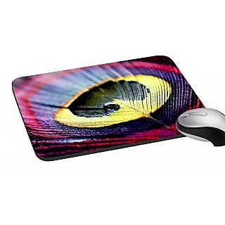 meSleep Feather  Mouse Pad